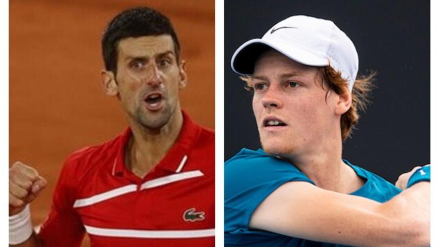 SINNER DJOKOVIC Live Streaming Gratis: dove vedere Tennis Montecarlo 2021