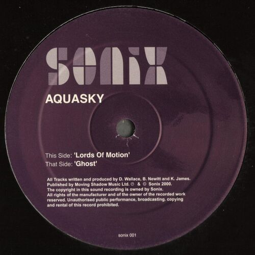 Download Aquasky - Lords Of Motion / Ghost mp3