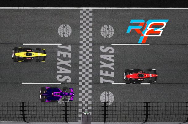 VRC Indycar 2019 - Round 4 - Texas