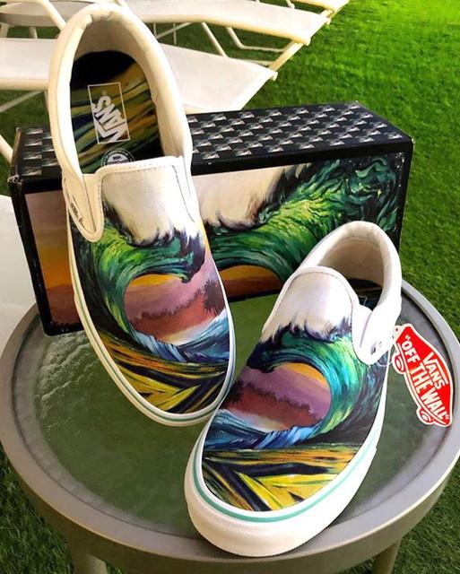 [Wave-Shoes]