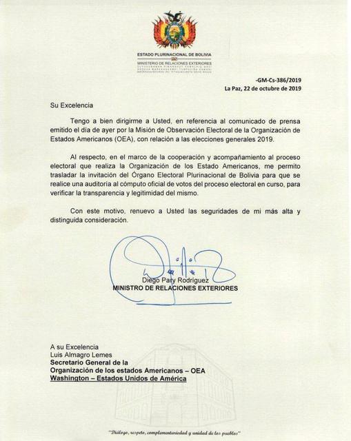 Gobierno-solicita-a-la-OEA-auditor-a-a-las-actas-de-votaci-n-de-las-Elecciones-Generales