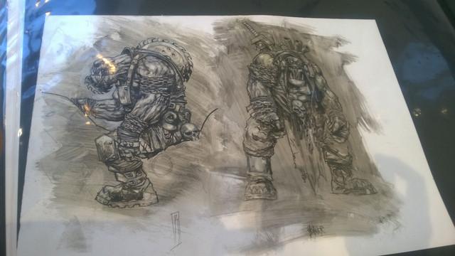 Galerie Daniel Maghen [originaux Warhammer Battle & 40K] 30