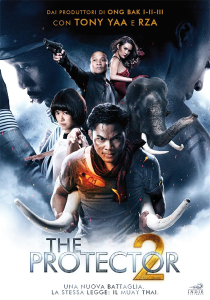 The Protector 2 (2013) (English + Thai) HDRip 720p AAC