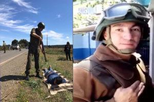 Sergeant Second Cristian Rivera