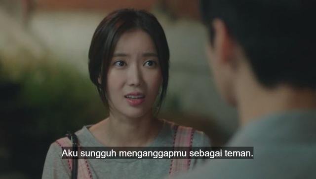 Mi Rae anggap Kyung Seok hanya teman