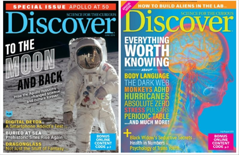 Discover - June 2019, July/August 2019