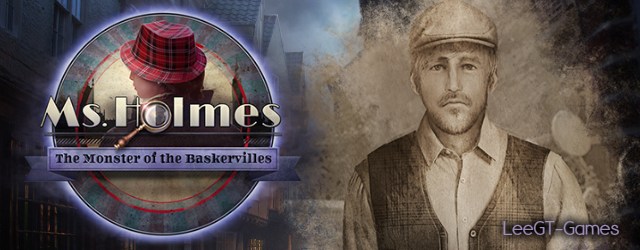 Ms Holmes: The Monster of the Baskervilles [Beta Version]