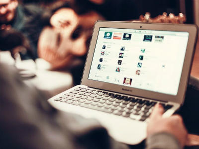 Social networking makes people happier