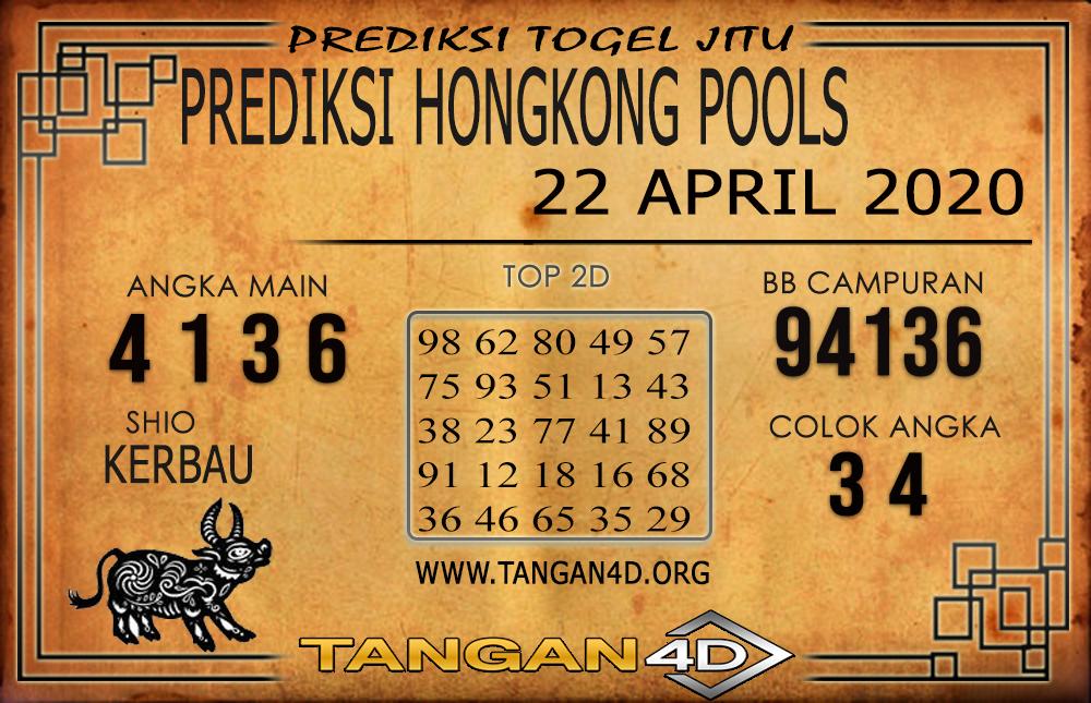 Prediksi Togel HONGKONG TANGAN4D 22 APRIL 2020