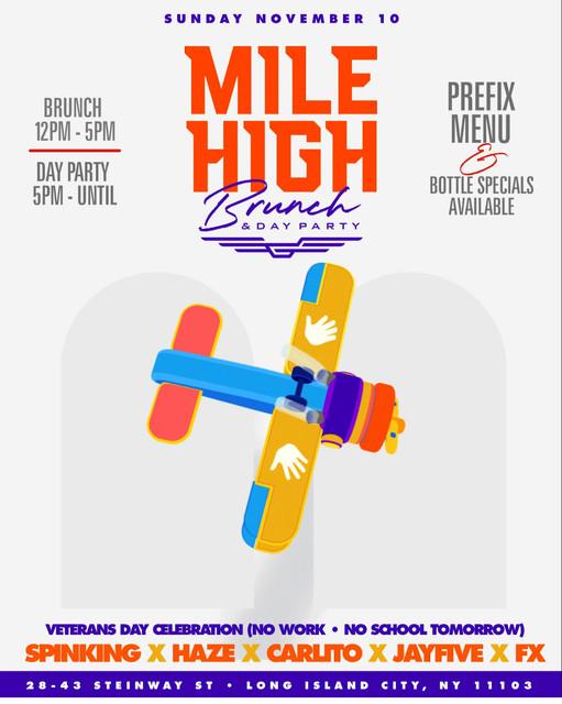 Mile High Brunch
