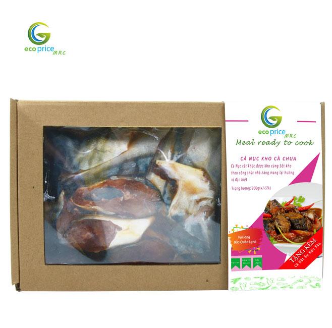 Nguyên Liệu Nấu Món Cá Nục Kho Cà Chua