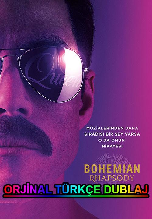 Bohemian Rhapsody | 2018 | BDRip | XviD | Türkçe Dublaj | m720p - m1080p | BluRay | Dual | TR-EN | Tek Link