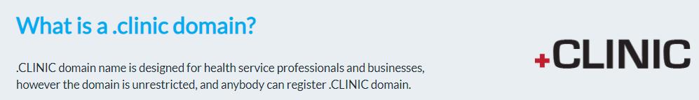 dot-clinic