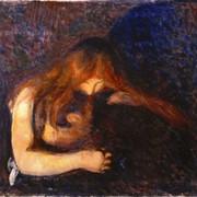 Edvard-Munch-vampire