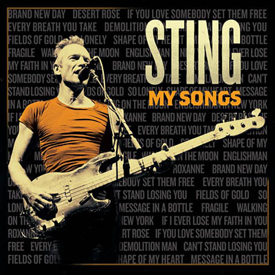 STING - My Songs (Deluxe) ( 2019) mp3 320 kbps
