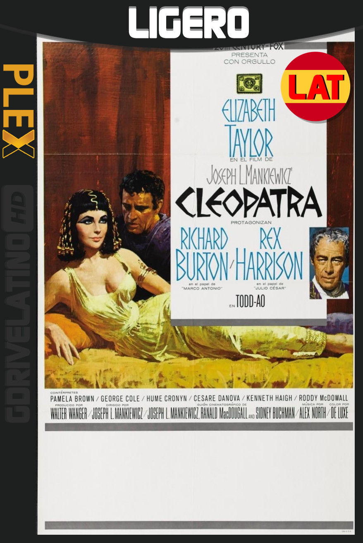 Cleopatra (1963) BRRip 1080p Latino-Inglés MP4