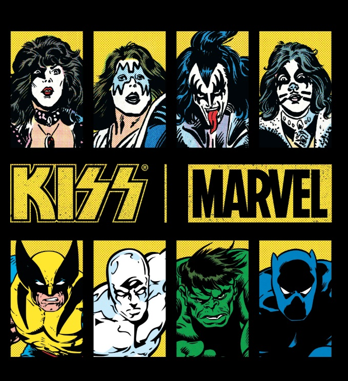 kiss-marvel