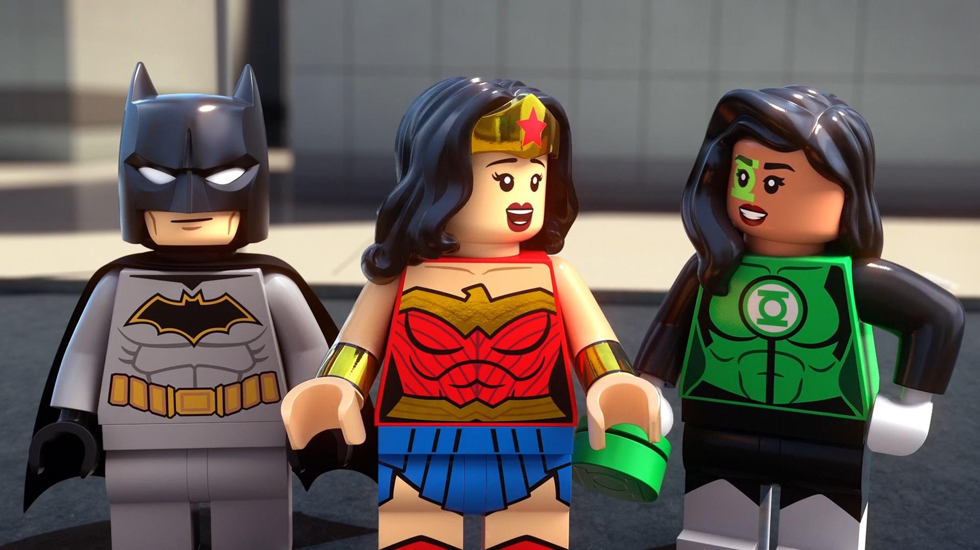 LEGO DC: Shazam - Sihir & Canavarlar | 2020 | WEB-DL | XviD | Türkçe Dublaj | m720p - m1080p | WEB-DL | Dual | TR-EN | Tek Link