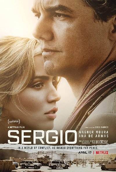 Sergio (2020) English 720p HDRip x264 900MB ESubs DL