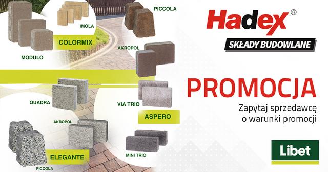 Hadex promocja Libet