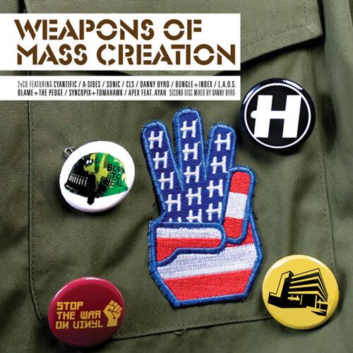 VA - Weapons Of Mass Creation 3
