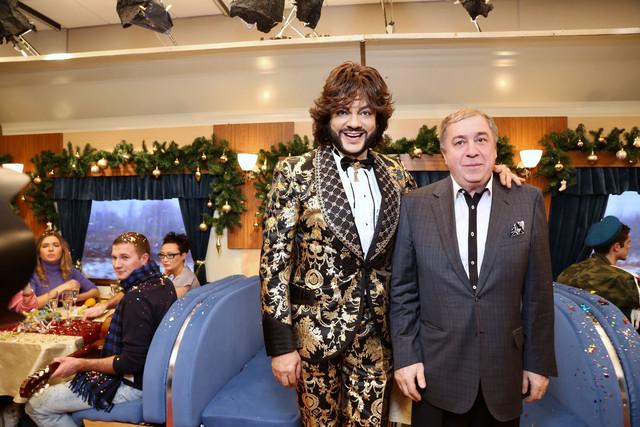 Гуцериев Михаил и Киркоров