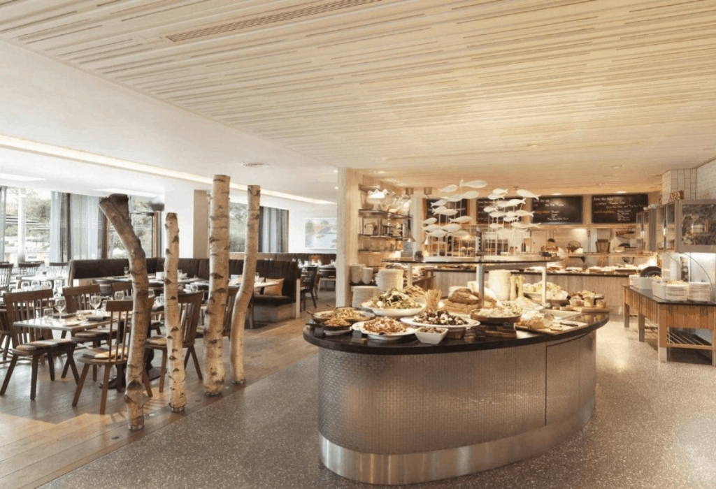 Italian Restaurant Desire To Be The Most Favorite