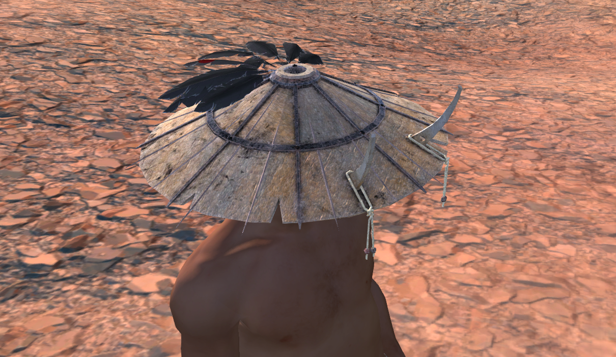 Шляпа Они / Oni hat (RU)