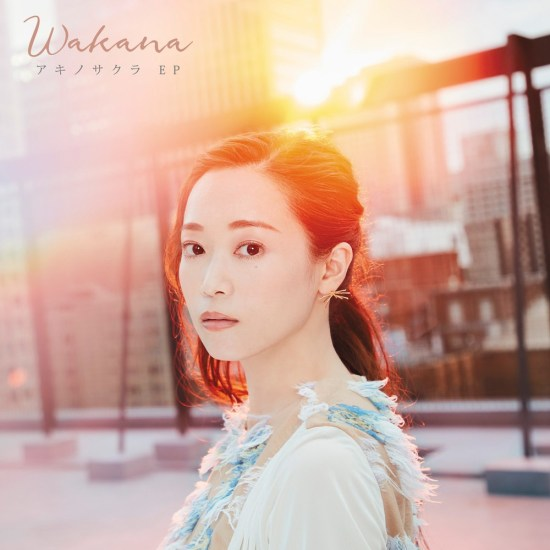 [Album] Wakana – Aki no Sakura EP