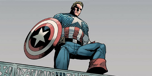 Captain-America-Comics