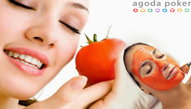 9 Manfaat Masker Tomat Cegah Penuaan Dini dan Cerahkan Kulit