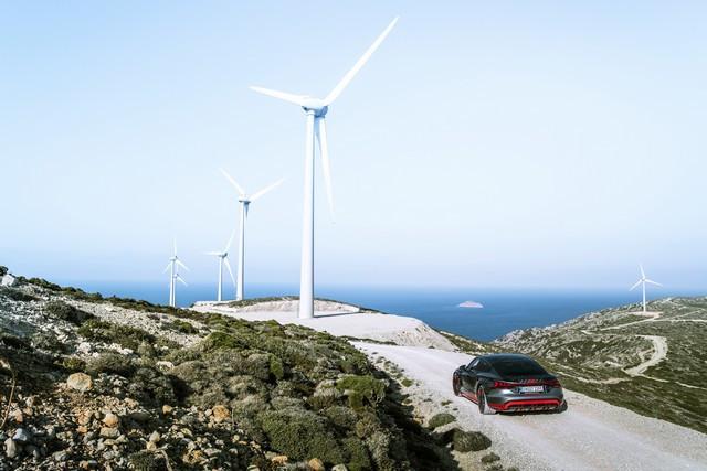 L'Audi e-tron GT entre en production : la production neutre en carbone commence à l'usine de Böllinger Höfe A209031-medium