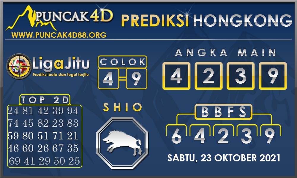PREDIKSI TOGEL HONGKONG PUNCAK4D 23 OKTOBER 2021