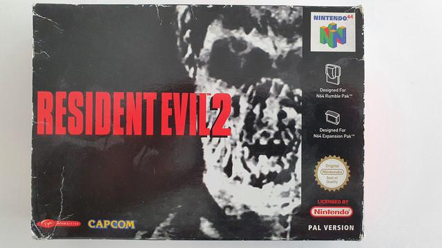 [VDS] 2x Resident Evil 64 complet FR/DE 20210321-140910