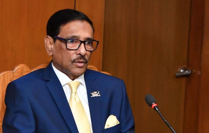 বিরোধিতাই বিএনপির একমাত্র রাজনৈতিক কৌশল : সেতুমন্ত্রী