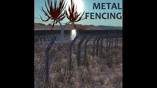 Metal Fencing / Металлические ограды