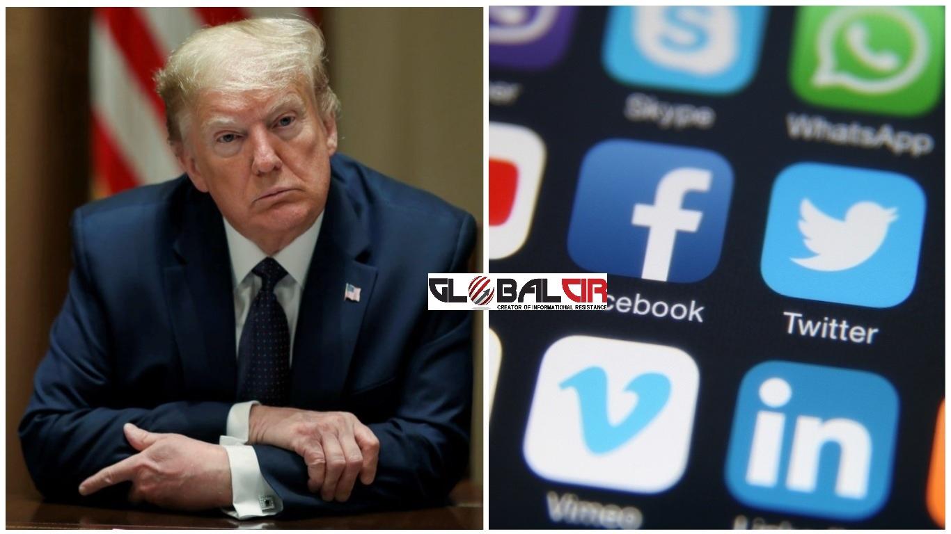 NE ŽELIMO DA KOMUNISTIČKA PARTIJA IMA PRISTUP NAŠIM LIČNIM PODACIMA! Predsjednik Tramp uredbom zabranjuje Amerikancima transakcije s kineskom kompanijom u čijem je vlasništvu aplikacija TikTok!
