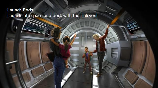 [Walt Disney World] Star Wars: Galactic Starcruiser (2021)  - Page 6 ZSG8