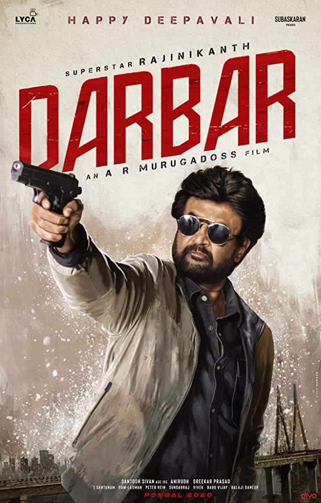 Darbar (2020) Hindi 480p AMZN WEB-DL UNCUT 450MB Download
