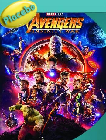 Avengers: Infinity War (2018) Placebo [1080p] [Latino] [GoogleDrive] [RangerRojo]