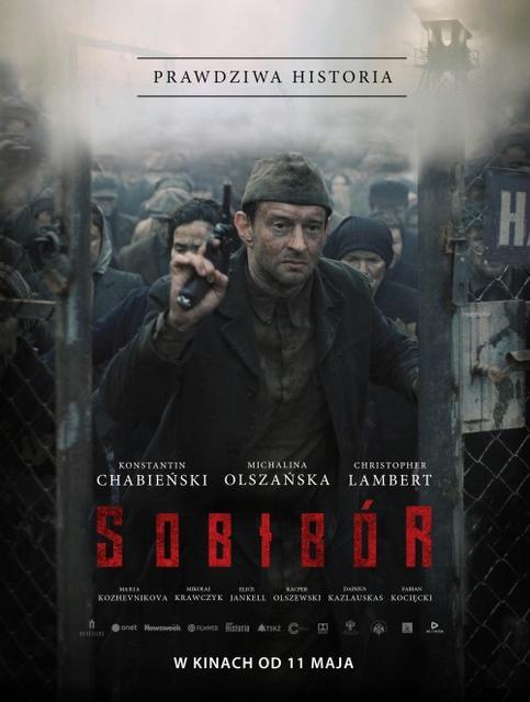 Sobibór / Sobibor (2018) PL.720p.HDTV.x264.AC3-FOX / Lektor PL