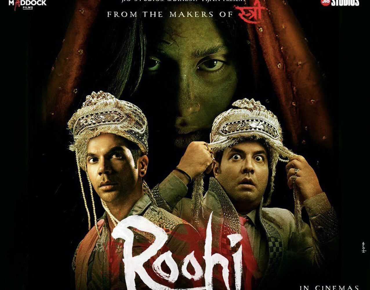 Roohi (2021) Hindi 480p WEB-DL x264 AAC 400MB ESub