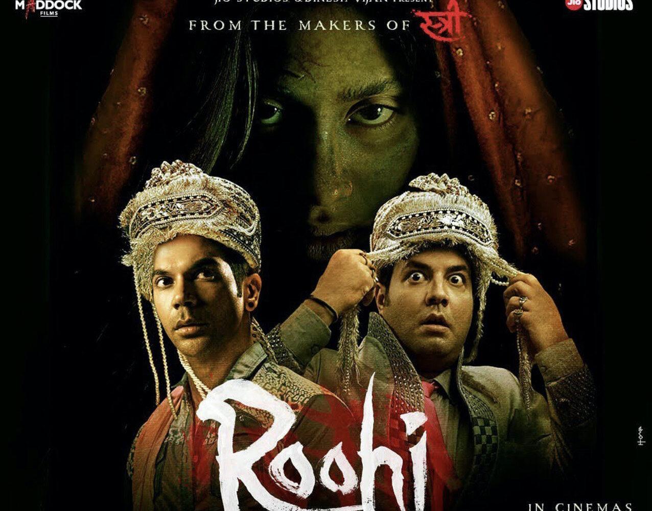 Roohi (2021) Hindi 480p WEB-DL x264 AAC 400MB ESub