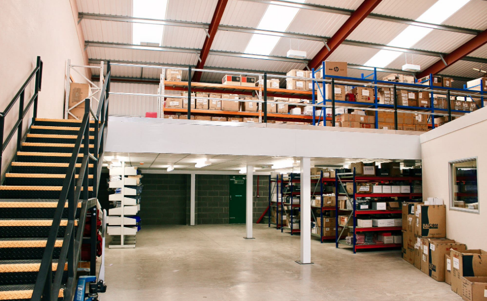 Why Is Mezzanine Floors Becoming So Popular?
