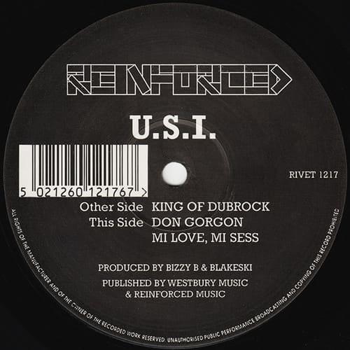 Download U.S.I. - King Of Dubrock mp3