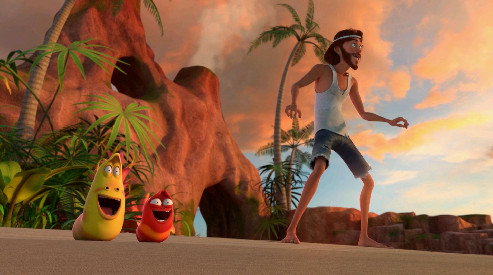 Larva Adası Filmi | The Larva Island Movie | 2020 | WEB-DL | XviD | Türkçe Dublaj | m720p - m1080p | WEB-DL | Dual | TR-EN | Tek Link