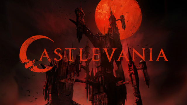 Season One Of Netflix's CASTLEVANIA Animated Series Is Now Available On Blu-Ray & DVD