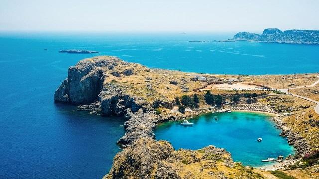 Greek Island Hopping – The Cyclades – Paros