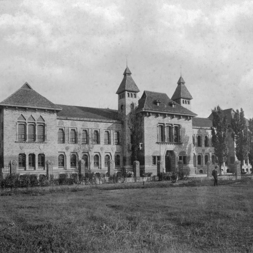 Будинок Полтавського губернського земства. 1903-1908.