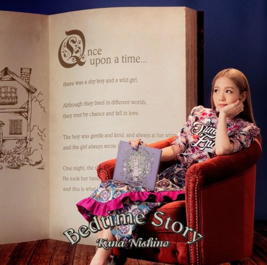 [Single] Kana Nishino – Bedtime Story
